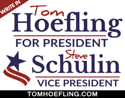 Tom Hoefling and Steve Schulin