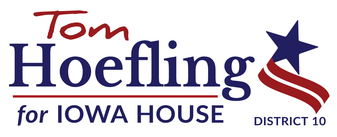 Tom Hoefling for Iowa House